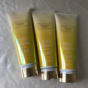Victoria's Secret coconut sunshine on the island